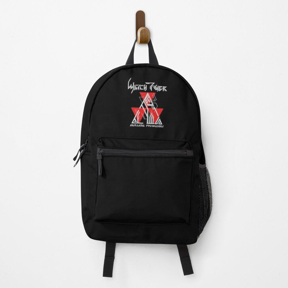 Energetic Prog Thrash Backpack