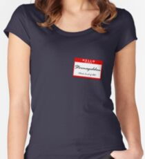 Stormageddon Women's Fitted Scoop T-Shirt