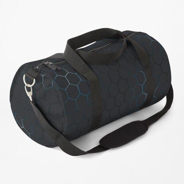 Futuristische Wabe Sporttasche