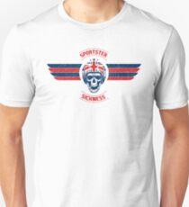 Sportster Krankheit - Custom UK Unisex T-Shirt