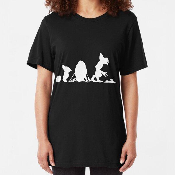 Grevolution - Dark Slim Fit T-Shirt
