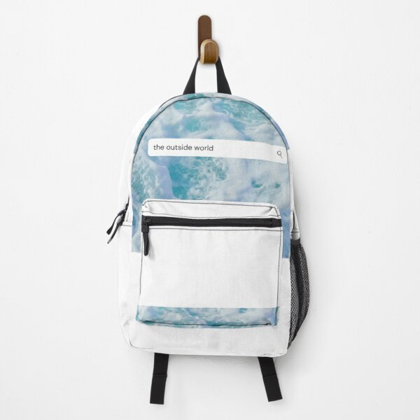 Outside world Backpack