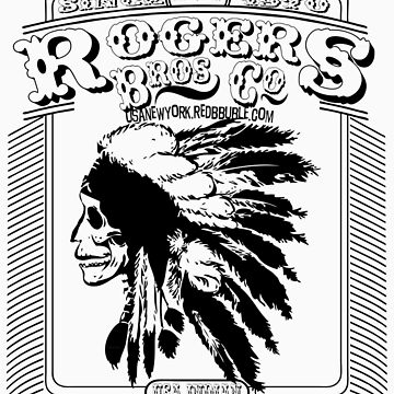 usa warriors indian by rogers bros by usawarriors