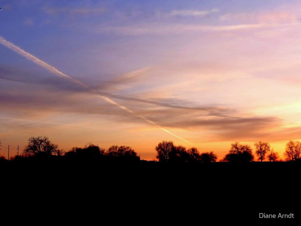 Sunrise...Nov. 26, 2012 by Diane Arndt