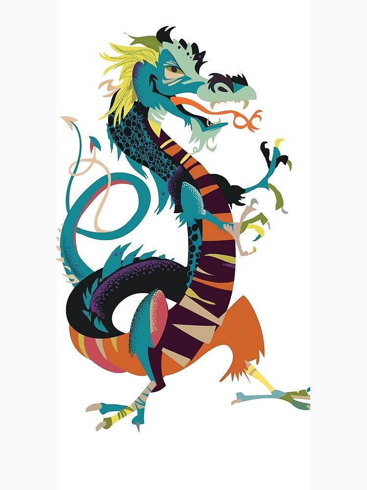 Dragon by vectorwebstore