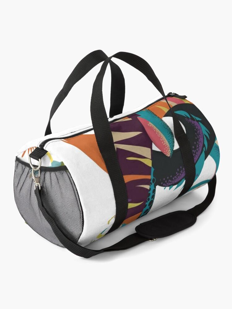Alternate view of Dragon Duffle Bag