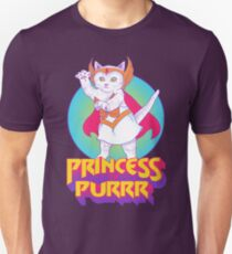 Princess of Purrr T-Shirt