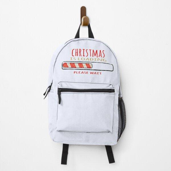 christmas loading Backpack