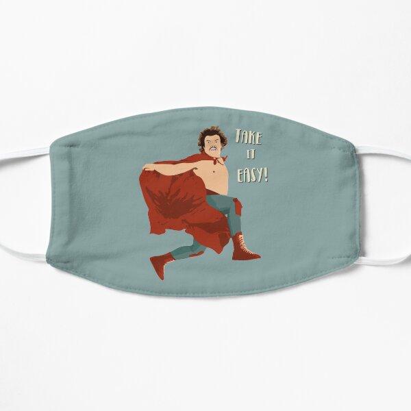 Take It Easy, El Luchador Mascarado Artwork Flat Mask