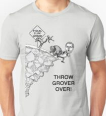 Throw Grover Over T-Shirt Unisex T-Shirt