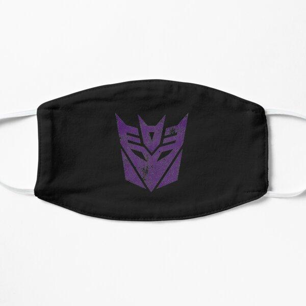 Decepticons Logo · Distressed Flat Mask