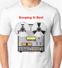 Keeping It Reel Unisex T-Shirt