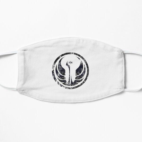 Old Republic Logo · Distressed Flat Mask