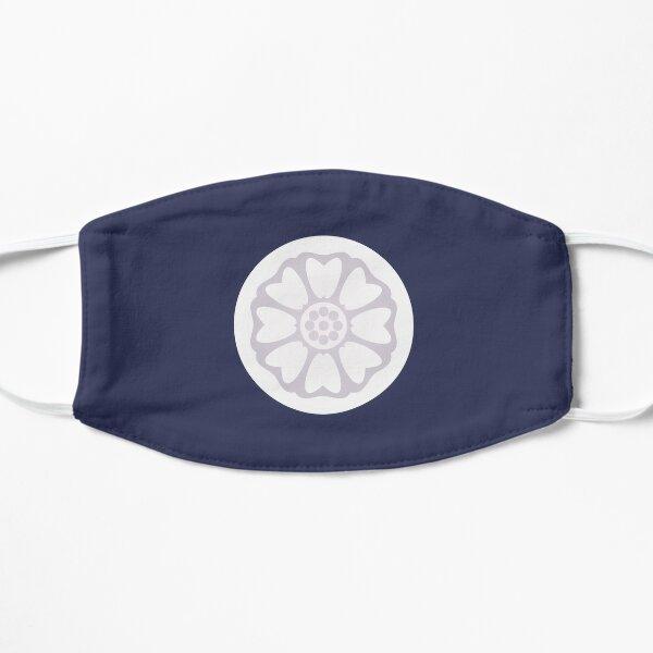 Order of the White Lotus Logo Flat Mask