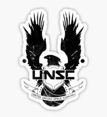 UNSC Logo Sticker