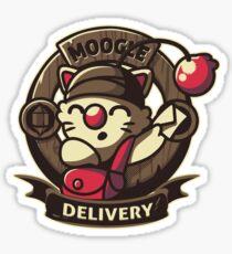 Moogle Delivery Sticker