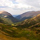 Rocky Mountain National Park by Jamie Kirschner