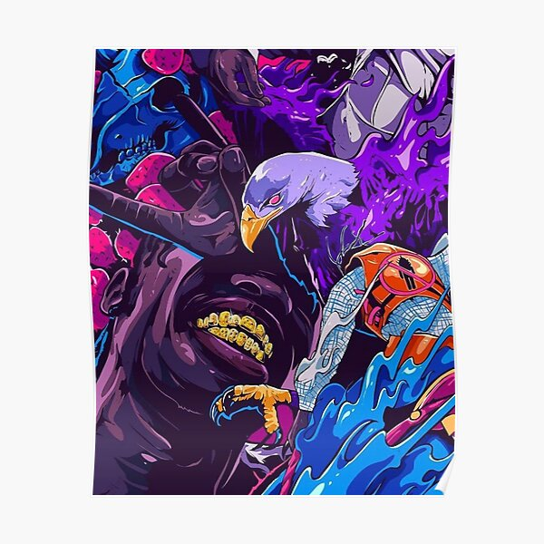 Lil Uzi Money Longer Posters Redbubble Super seiyan this is the best music & lyrics apps you can hear the music and see the best lyrics download this app for free and rate this. redbubble