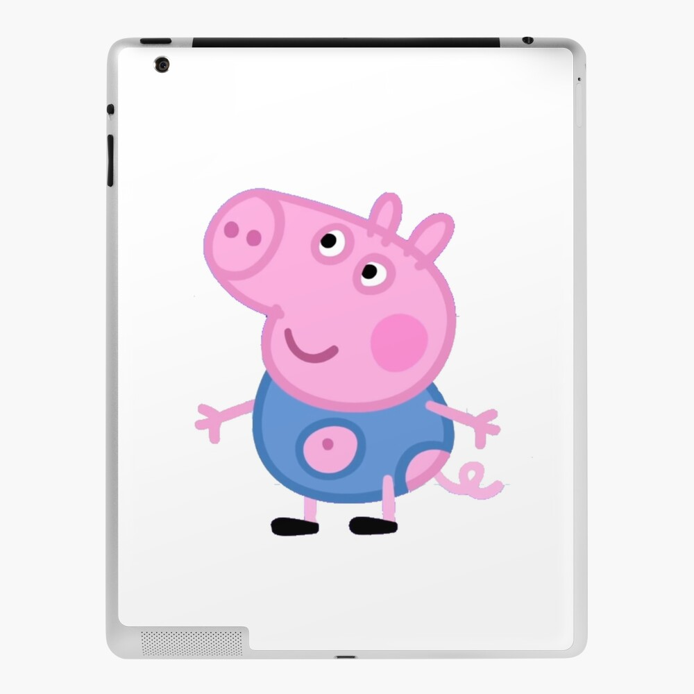 The Cartoon Muddy Pigs Skin Set for the Apple iPad All Models Available
