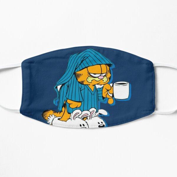 Garfield - Sleepy and grumpy (Garfield) Flat Mask