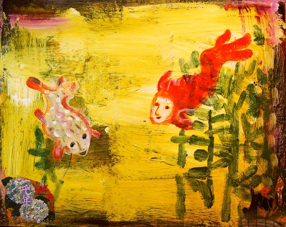 goldfish duet by donna malone
