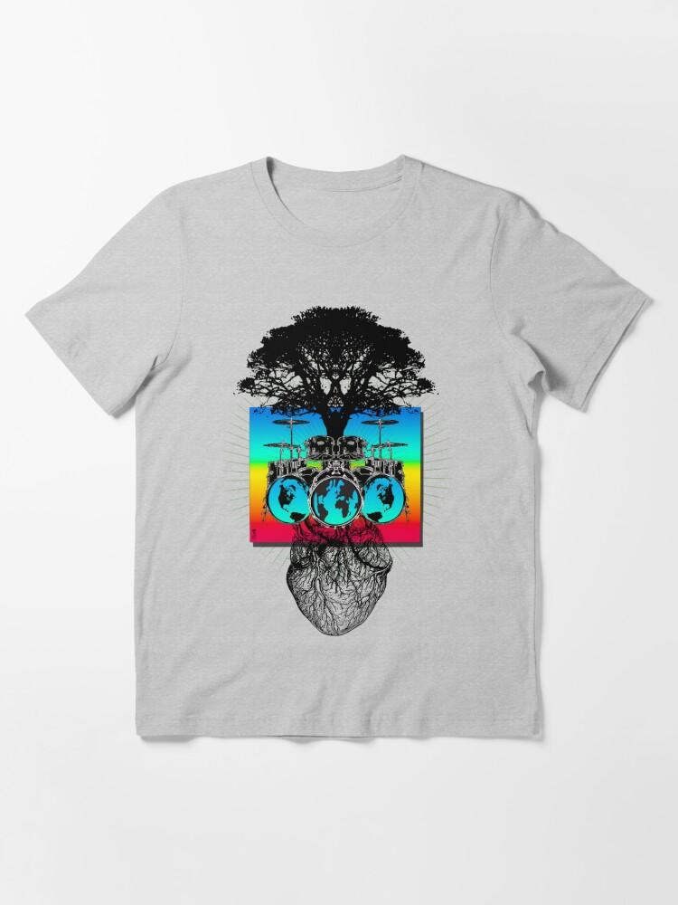 Alternate view of WORLDBEAT Essential T-Shirt