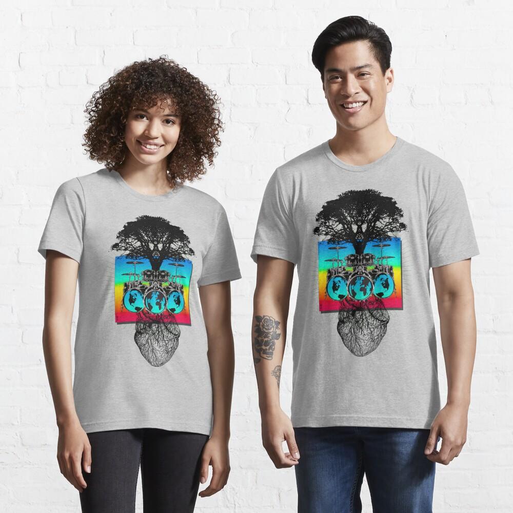 WORLDBEAT Essential T-Shirt