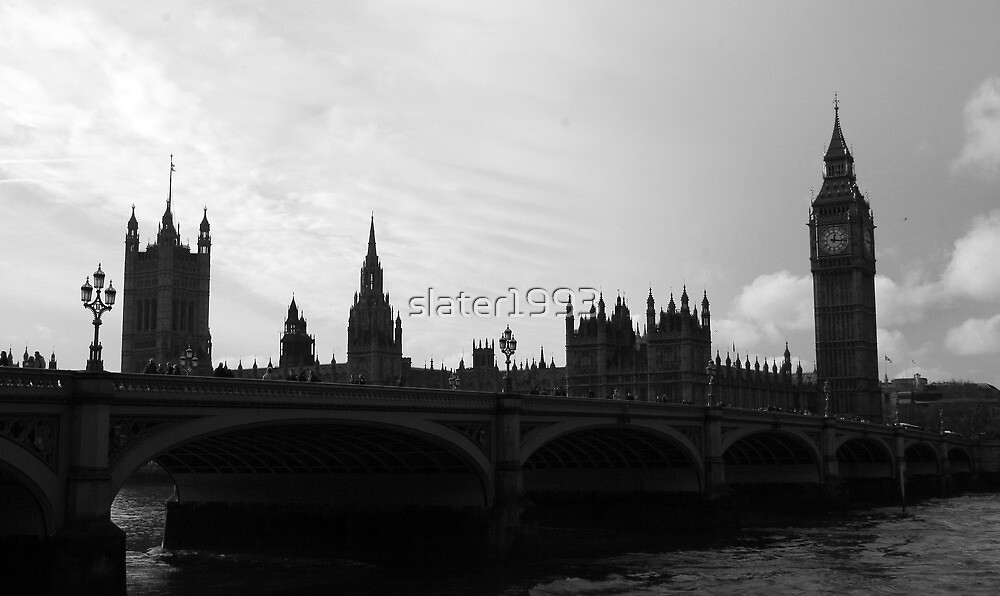 Big Ben by slater1993