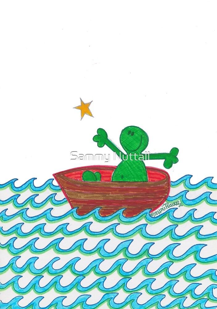 One Boat Each... by Sammy Nuttall