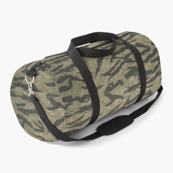 Tiger Stripe Camouflage Duffle Bag
