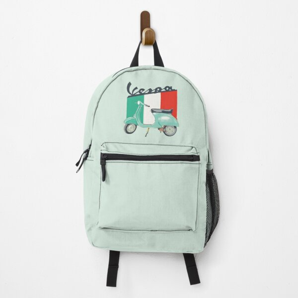 Vespa logo Backpack