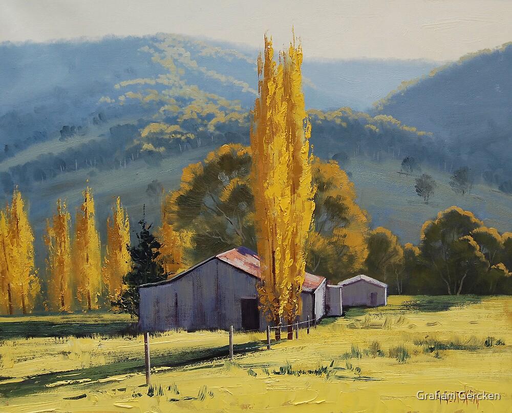 Tarana Farm by Graham Gercken