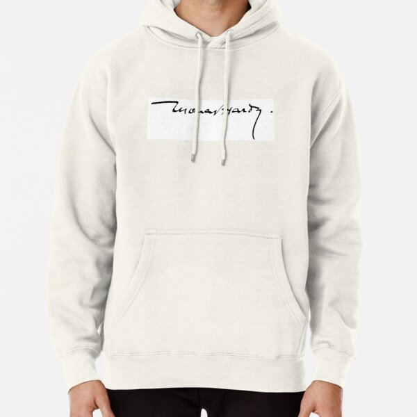 Thomas Hardy Signature Pullover Hoodie