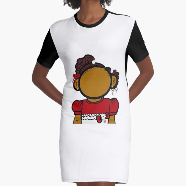 Lauryn Baby Graphic T-Shirt Dress