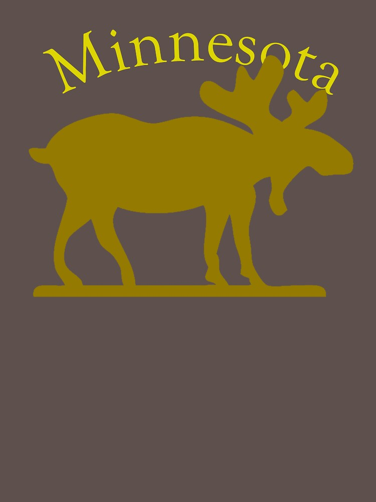 Minnesota Moose by pjwuebker