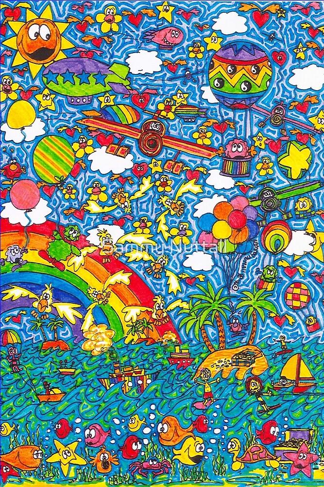 Flying High by Sammy Nuttall