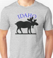 Idaho Moose Unisex T-Shirt