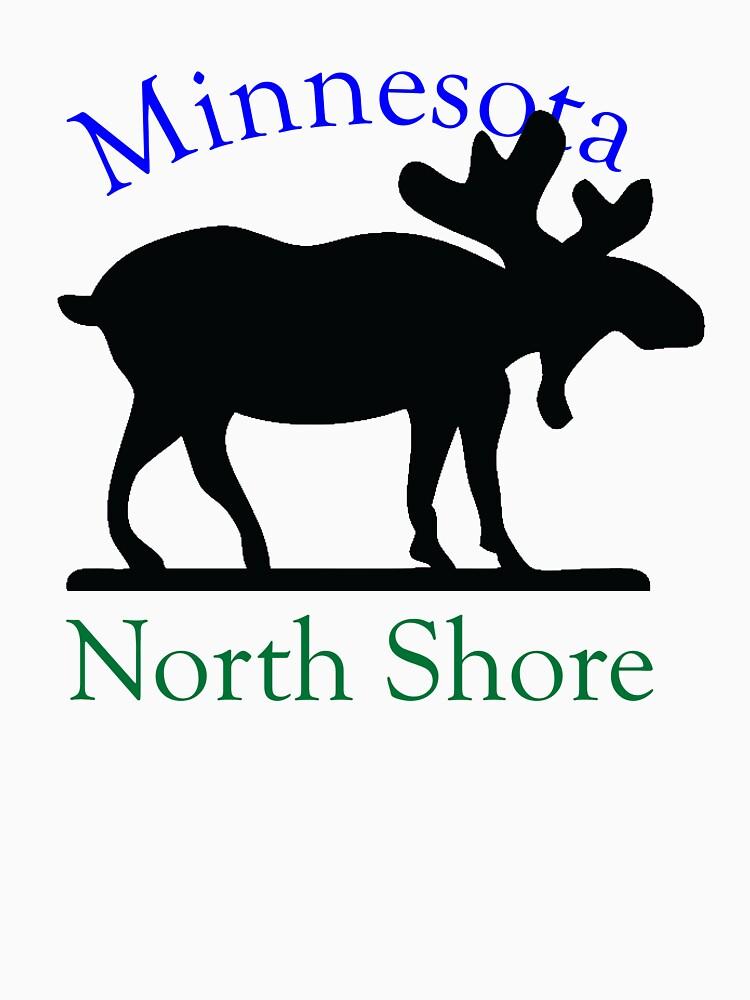 Minnesota North Shore Moose by pjwuebker