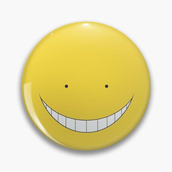 Koro Sensei Smile Assasination Classroom Pin