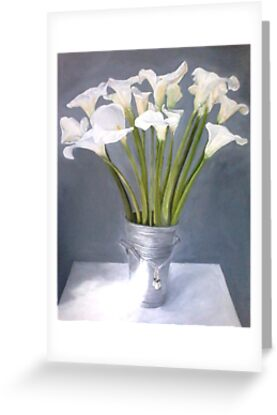 Lilies by Melissa Haarhoff