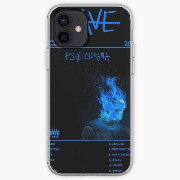 Dave Psychodrama artwork iPhone Soft Case