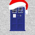 Santa Who by Stephen Elliget