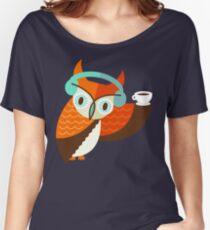 Winter Owl Baggyfit T-Shirt