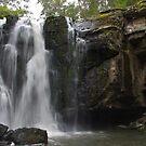 Phantom Falls II, Lorne, Victoria, Australia by howieb101