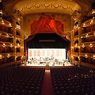 Teatro Colon by Dev Wijewardane
