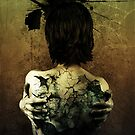 A Broken Woman by AjArt