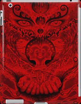 Red Meltdown by LUCIFERLANDING