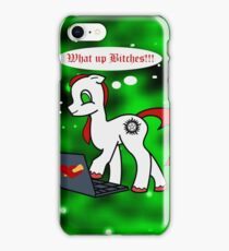 Supernatural Pony 2.0 iPhone Case/Skin
