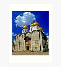 The Assumption Cathedral Art Print