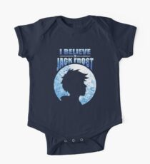 I Believe In Jack Frost Kids Clothes